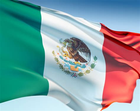 Mexican Flag - National Flag of Mexico