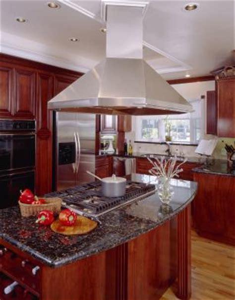 kitchen island exhaust fan kitchen exhaust fans lovetoknow 5058