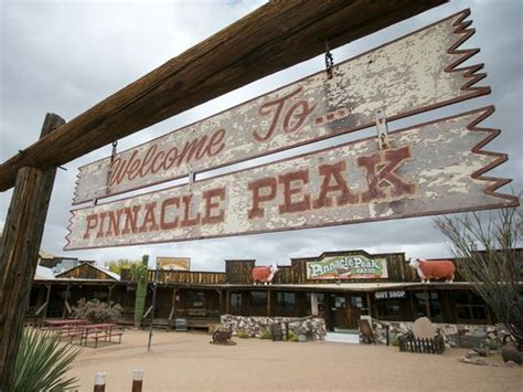 Peak Patio Closing peak patio s last supper steaks pie memories