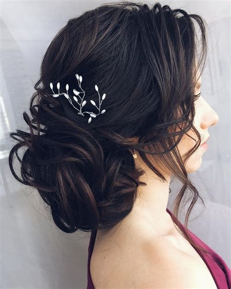 hair styles this gorgeous and unique soft updo wedding hairstyle will 8252