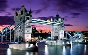 Tower, Bridge, England, Wallpapers