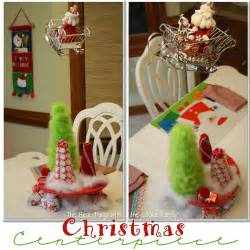 white candies arranged as the small tree plus green fluffy tree on the base of