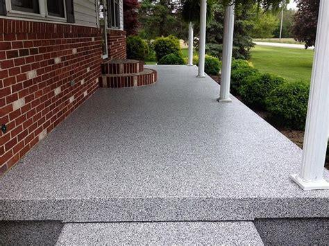 porch concrete resurfacing wilminton nc north carolina