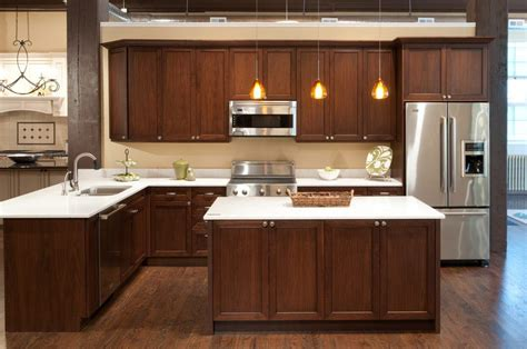 kitchen with walnut cabinets finding a home for walnut in any kitchen kitchen magazine 6559
