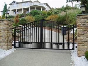 Swing Gates & Articulating Arms - Harbour Door