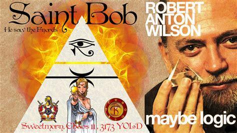 Robert Anton Wilson  Discordian Wiki  Fandom Powered By