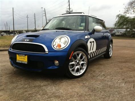 Sell Used 2007 Mini Cooper Sport In Houston, Texas, United States