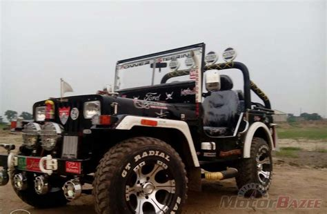 jeep mahindra the gallery for gt mahindra jeep classic