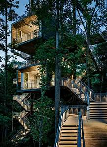 16 Luxury & Cool Tree House Designs That Forces You To Say ...