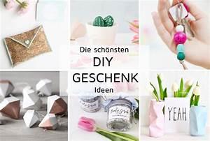 Geschenkideen Zum Selber Basteln Zum Geburtstag : diy geschenke kreative geschenkideen zum selbermachen ~ Markanthonyermac.com Haus und Dekorationen