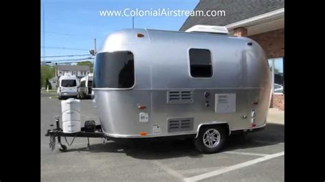 airstream sport  bambi small camping trailer rv