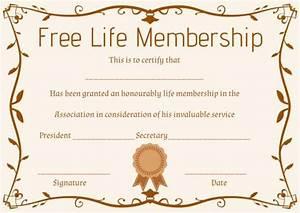 best 25 free certificate templates ideas on pinterest With life membership certificate templates