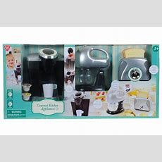 Playgo Pretend Play Gourmet Kitchen Appliance Setsingle