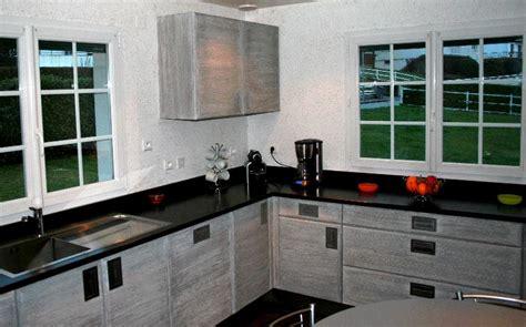 cuisine plan de travail granit noir table de travail cuisine comment choisir plan de