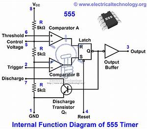 Engineering And Information  What Is 555 Timer  How Its