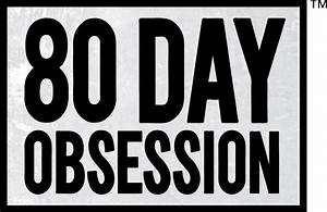 80 Day Obsession Meal Plan Week 1 – warfieldfamily