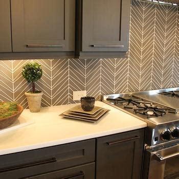 geometric tile backsplash design ideas