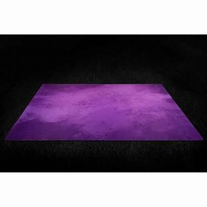 Purple Bg Gaming Splash Mat Cm 6x3