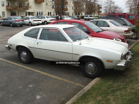 1976 Ford Pinto by 1976 Ford Pinto Base Sedan 2 Door 2 8l