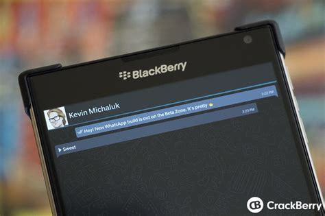whatsapp brings further blackberry 10 3 compatibility with beta crackberry