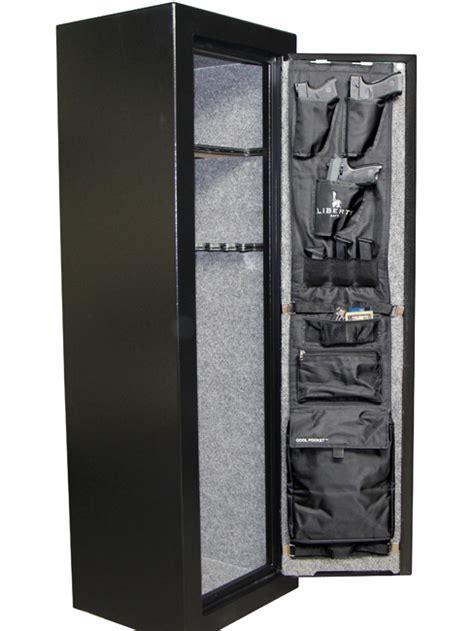 gun safe door organizer liberty door panel organizer for 12 cu ft gun safes