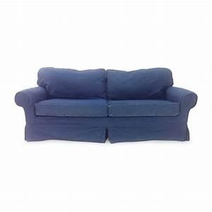 denim sofa bed wwwenergywardennet With blue denim sofa bed