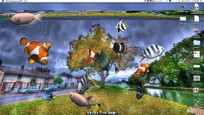 3d Desktop Aquarium Imac