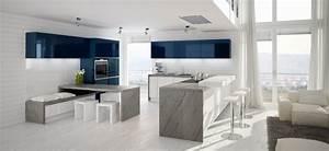 Küchen Farben Trend : u k che trend lack wei mit duke white ~ Markanthonyermac.com Haus und Dekorationen