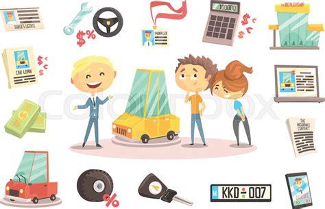 Car Dealership Firm Professional Dealer Selling The