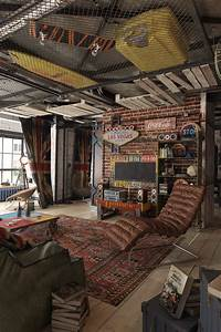 Urban, Style, For, Apartment, Interior, Design, Ideas, Which
