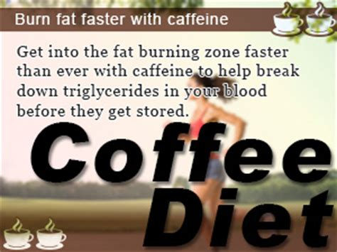 Coffee Diet: Benefits For Weight Loss To Help You Get Slim