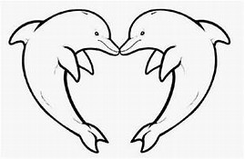 HD Wallpapers Coloring Pages Of Dolphin Tale
