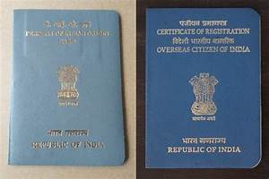 dual citizenship dilemma to cost thousands of goans their With documents required for oci