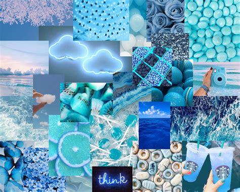 baby blue aesthetic wallpaper