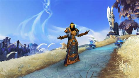 wow shadowlands warcraft transmog eternal traveler reisenden ewigen vestments pre level cap guide voyageur edition orders gewaender editions heroic covenant