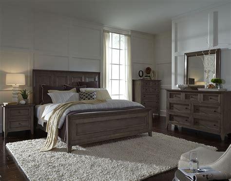 driftwood bedroom furniture talbot driftwood panel bedroom set from magnussen home 11484 | 1 b3744 talbot 5