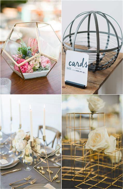 worth steal modern wedding ideas