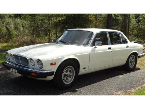 1985 Jaguar Xj6 For Sale by 1985 Jaguar Xj6 For Sale Classiccars Cc 1158675