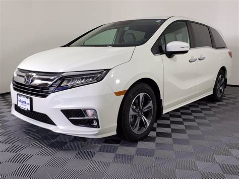 Honda odyssey pricing and which one to buy. New 2019 Honda Odyssey Touring Mini-van, Passenger in ...
