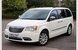 Chrysler Grand Voyager 2 8 Crd Limited 5dr White 2012