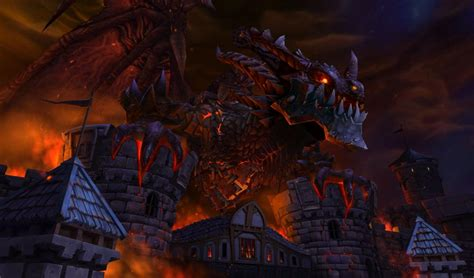 Deathwing Animated Wallpaper - deathwing wow screenshots