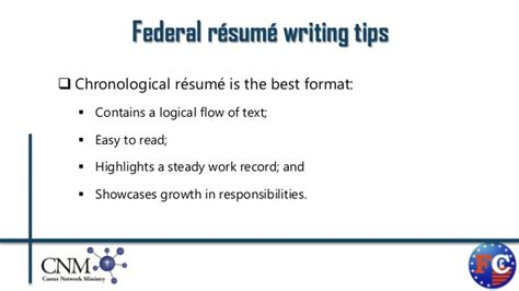 Electronic Federal Resume Guidebook by Writing A Competitive Federal Government R 233 Sum 233