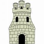 Castle Icon Favicon Objects