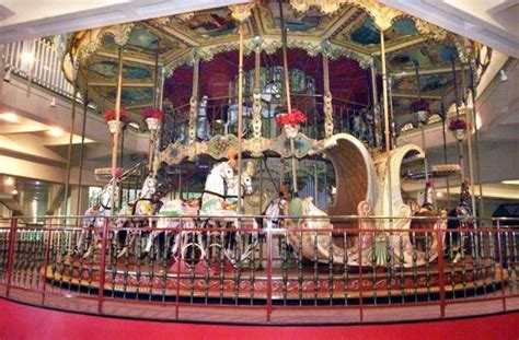 Central Park Mall Carousel - San Antonio, Texas | My San ...