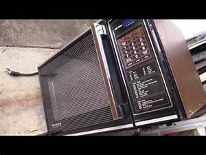 1983 Vintage Kenmore Convection Microwave