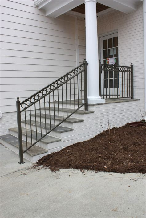 With over a half century of experience and proven results, aladdin has become one of connecticut's leading railing installers. Decorative Iron of NC Inc: Maintaining your Decorative ...