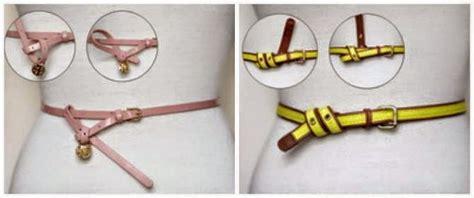 Gunakan satuan inchi pada meteran tersebut untuk mengukur lingkar pinggang (waist) celana contoh. CELANA HITAM: 7 Cara Pakai Ikat Pinggang