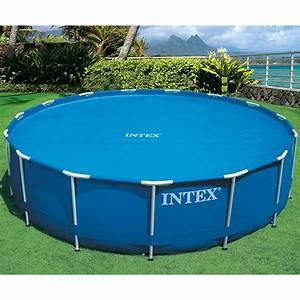 Bache À Bulles Piscine : b che bulles pour piscine 366 cm intex ~ Melissatoandfro.com Idées de Décoration