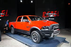 Dodge Ram Rebel Specifications 2017 - 2018 Best Cars Reviews