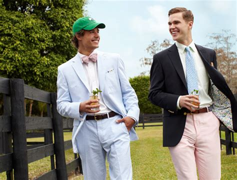 A Pop of Style Menswear Wednesday The Kentucky Derby Menu0026#39;s style